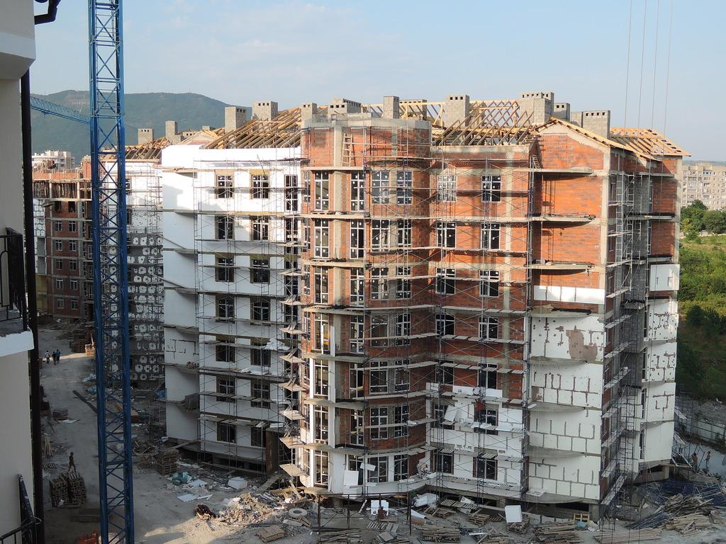 Фото со стройки - 1 очередь строительства DSCN7825