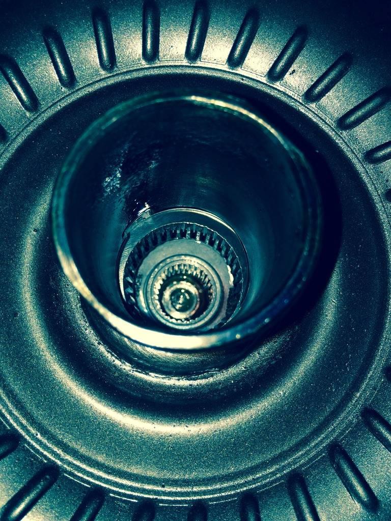 C-6 pump or converter? 6718E4A7-2950-4BA3-B3D8-2B0957B61DE9