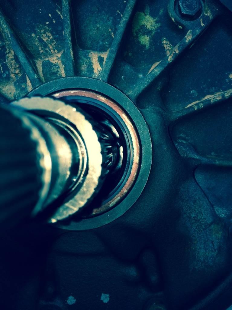 C-6 pump or converter? A167C80A-ECE3-4D9B-B45A-945196DC85EC
