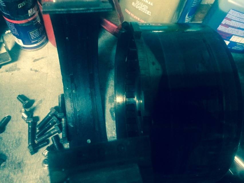 C-6 pump or converter? A5702C0E-241E-4A72-AD3A-CBE2E9BEB572