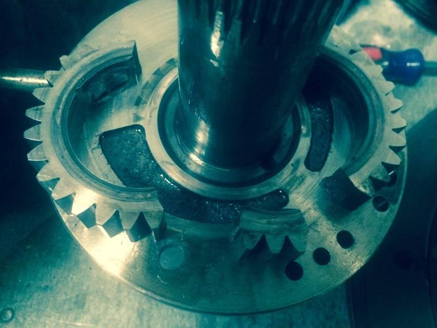 C-6 pump or converter? ACB5EB83-4455-4C69-9FB2-B32678621E40