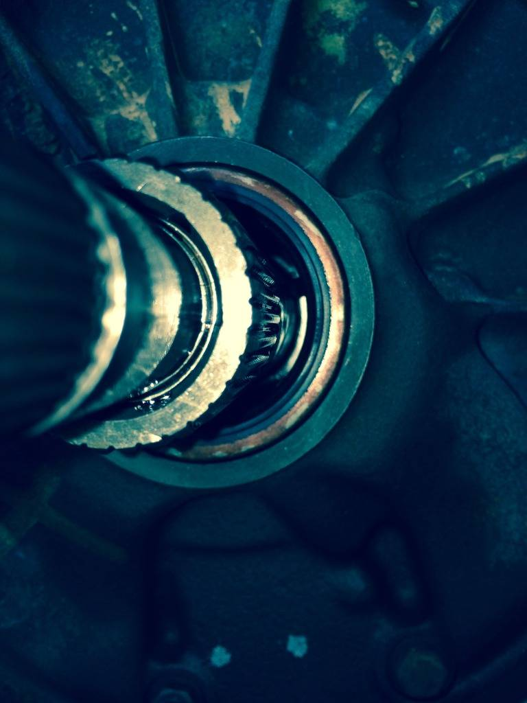 C-6 pump or converter? D3C4F1F7-F408-4EE6-A203-1E5B43491834