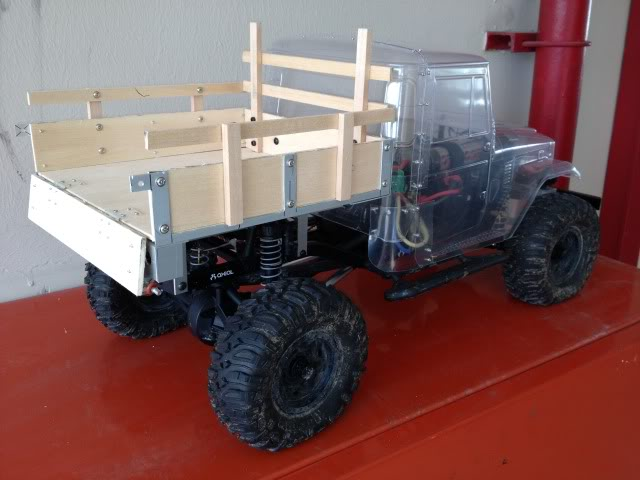toyota - TOYOTA Land Cruiser FJ40 on AXIAL SCX 10 Chassis  Null-37