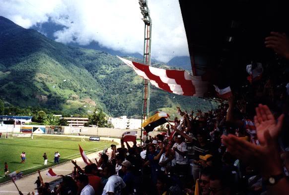 Mérida   Estadio Soto Rosa   12.000 Venez2