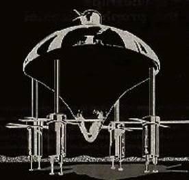 Descripción de un helicóptero en profecía de la Biblia Naveezequiel