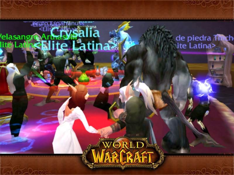Boda de Crysalia e Ibridom Baile1