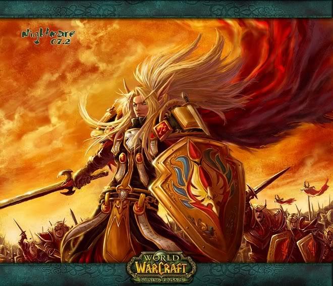 Guía simple para levelear un Paladín ... By warcraftwiki. ...EN CONSTRUCIÓN BloodelfpaladinD