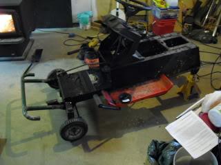 MTD Trail Runner Build. CIMG0216