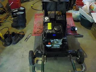 MTD Trail Runner Build. CIMG0223