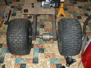 MTD Trail Runner Build. DSCF1777