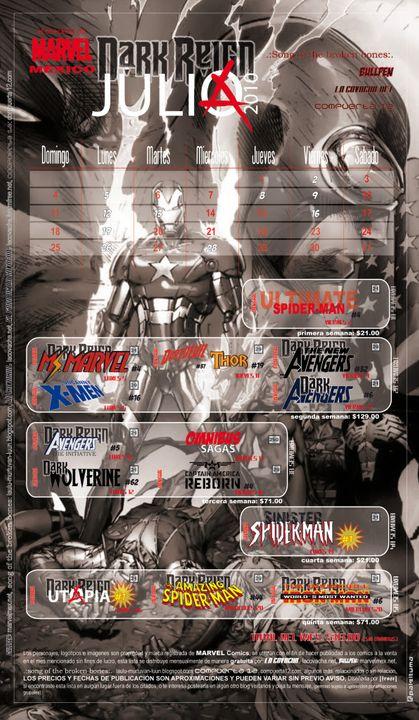 La lista del mes(Marvel) 07-checklist-julio-web