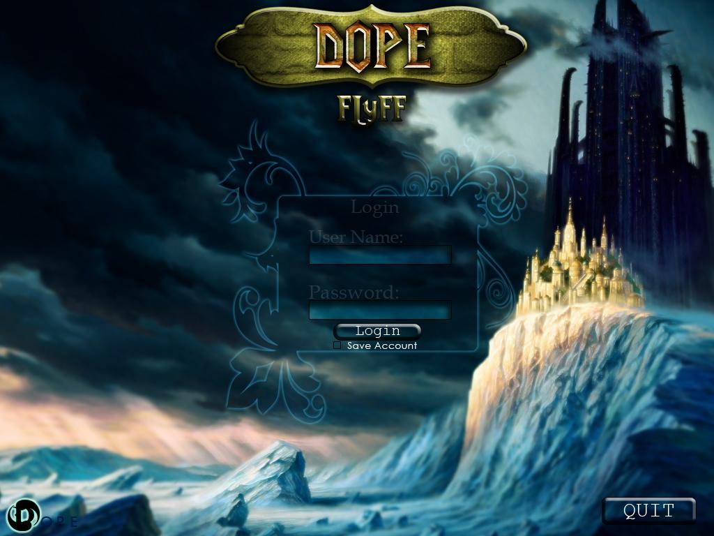 Xpro's Graphics Design Application DopeLogin2