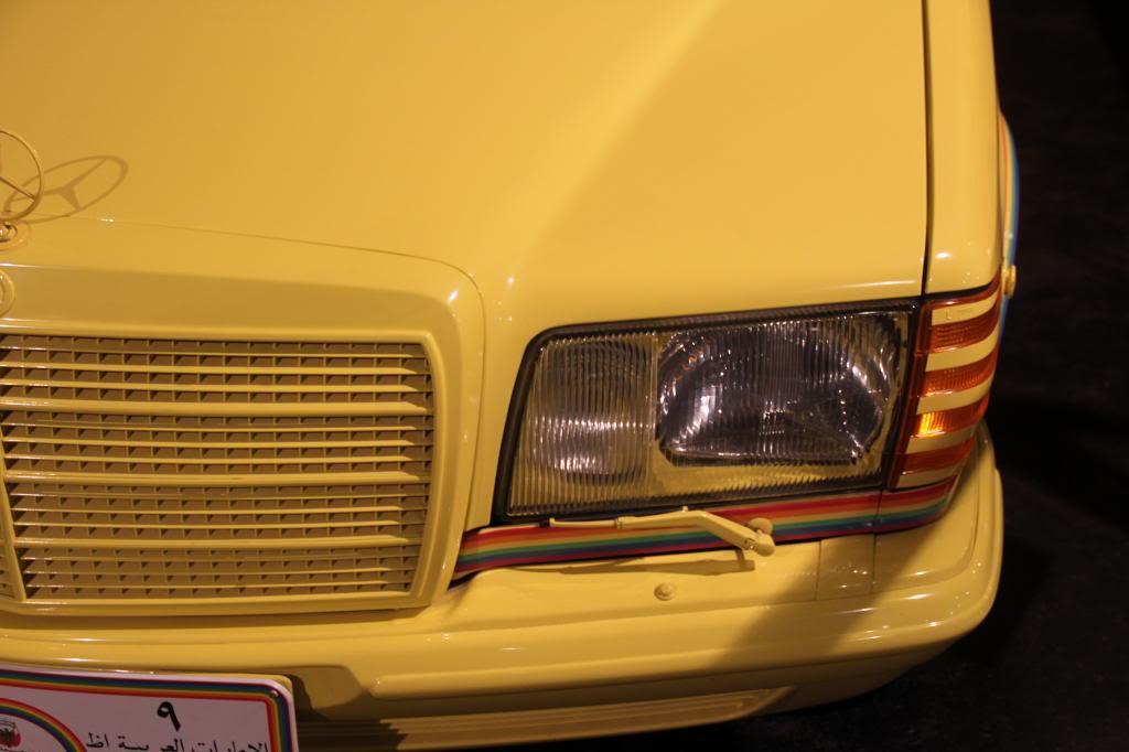 """(HISTÓRIA): Emirates National Auto Museum - Coleção de W126 (500SEL) """"Diferentes"""" IMG_2603_zps49f304ab"""