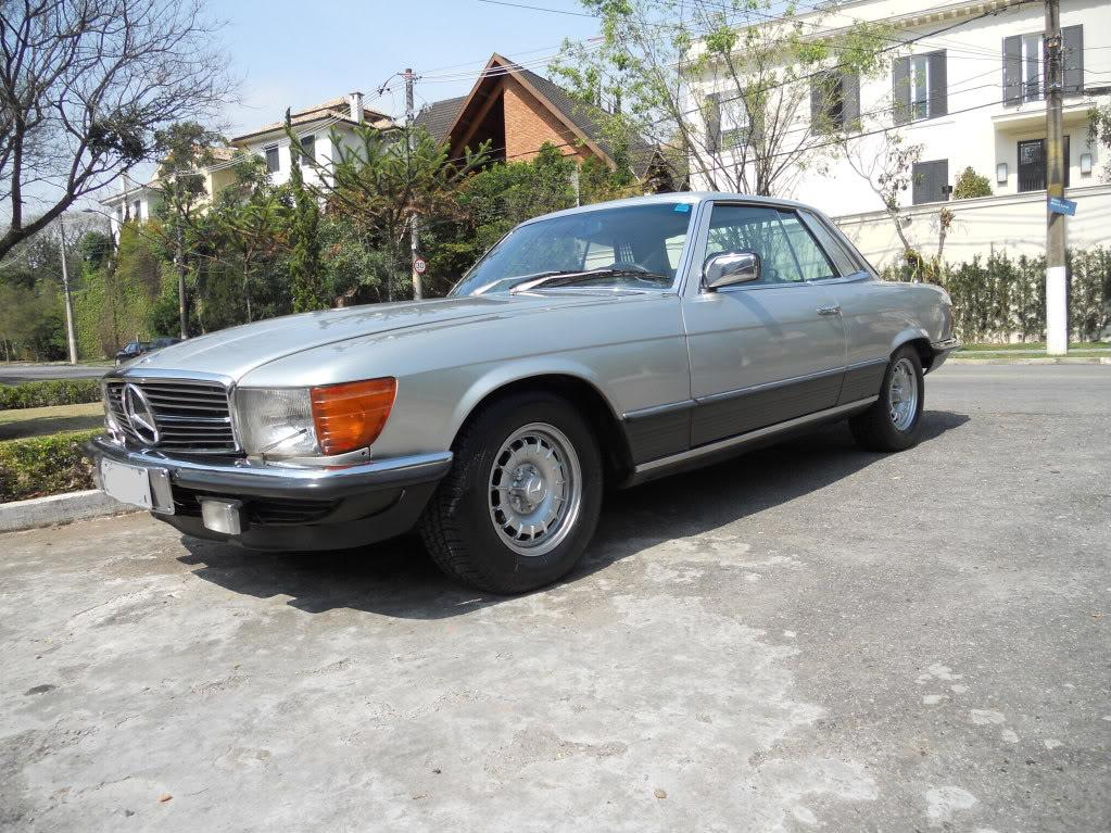 VENDE-SE R/C 107 - 500 SLC 1981 - R$62.000,00 - Confrade SLFAN - Venda Suspensa DSCN1293
