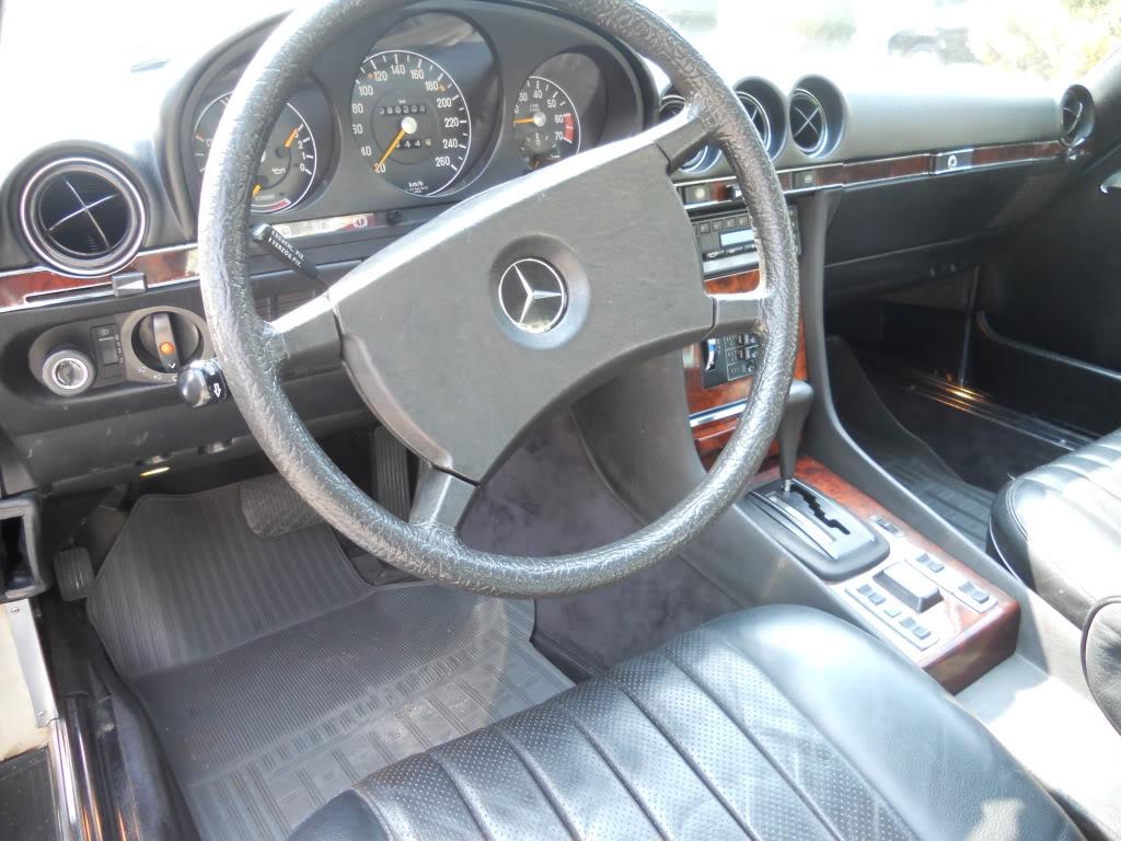 VENDE-SE R/C 107 - 500 SLC 1981 - R$62.000,00 - Confrade SLFAN - Venda Suspensa DSCN1307