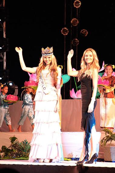 Official Thread of Miss World 2006 - Tatana Kucharova (Czech Republic) - Page 2 2-2