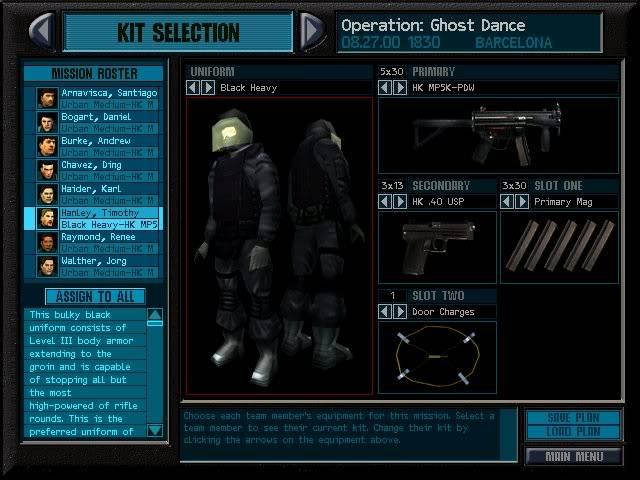 Tom Clancy's Rainbow Six Gear
