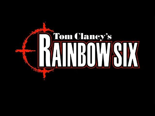 Tom Clancy's Rainbow Six Title