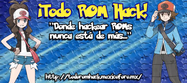 ¡Todo ROM Hack!