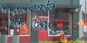 """Restaurante """"Bella Italia"""""""