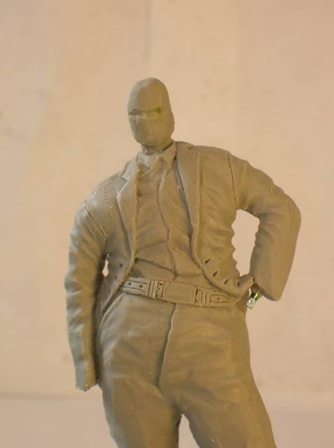 GB, général F. Barlow, création 70 mm Le retour... DSCN9244