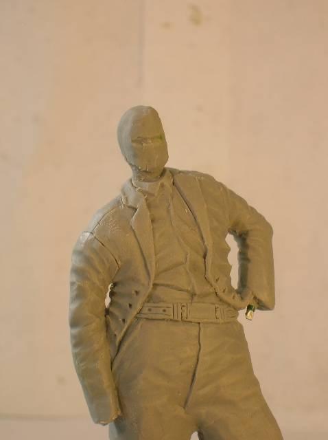 GB, général F. Barlow, création 70 mm Le retour... DSCN9245