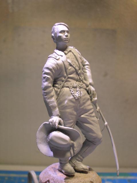 GB, général F. Barlow, création 70 mm Le retour... DSCN9416