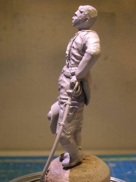 GB, général F. Barlow, création 70 mm Le retour... DSCN9422