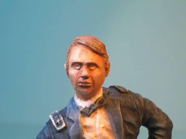 GB, général F. Barlow, création 70 mm Le retour... DSCN9740