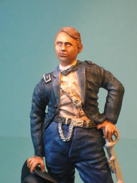 GB, général F. Barlow, création 70 mm Le retour... DSCN9743