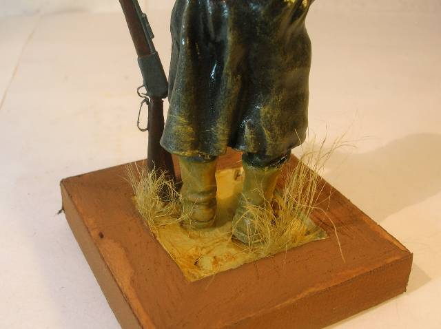 Wild West gunman, [75 mm, Super Sculpey] MAJ 15/06/12 PHOTO A L'ANCIENNE DSCN9277