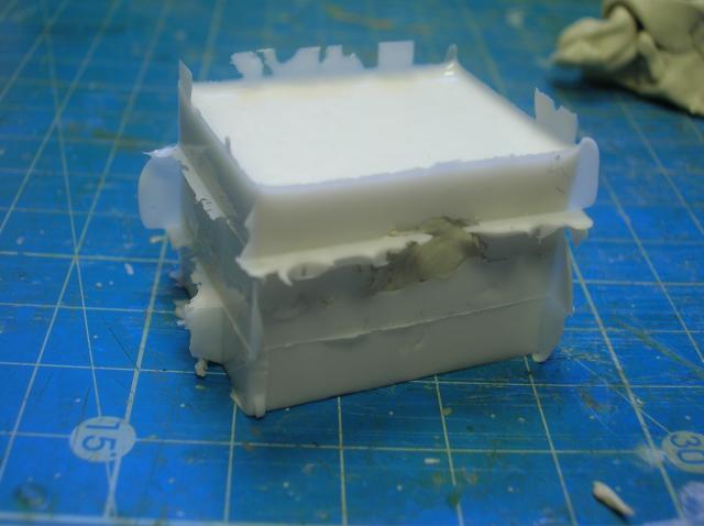 Technique tirage résine avec moule silicone. Etape 1: le moule 911_zps05d5a6e1