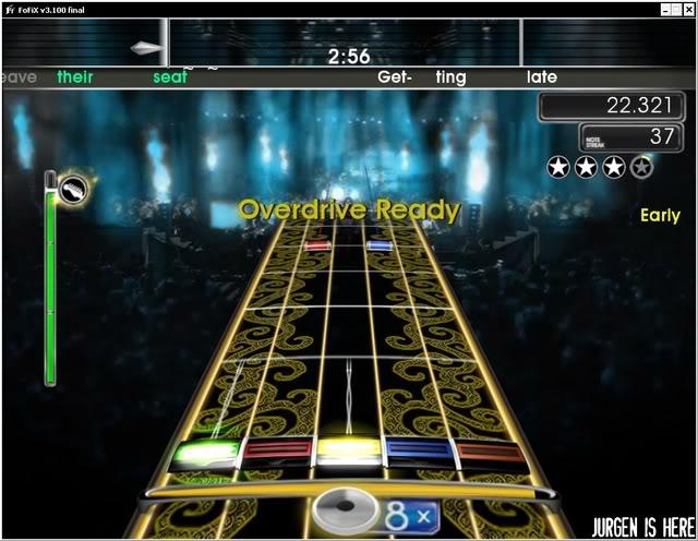 Frets on Fire - GH Metallica Songs PACK!!! + FoFix Full! Imagen15