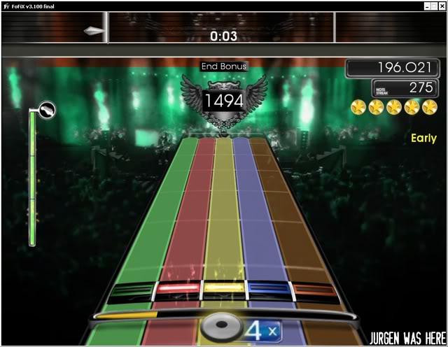 Frets on Fire - GH Metallica Songs PACK!!! + FoFix Full! Imagen20