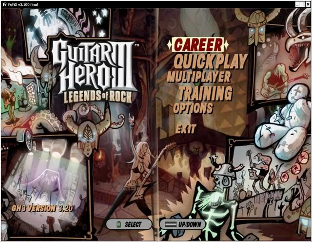 Frets on Fire - GH Metallica Songs PACK!!! + FoFix Full! Imagen24