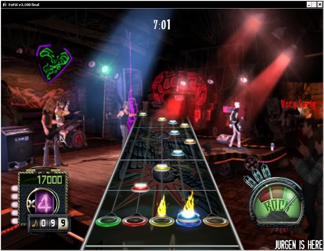 Frets on Fire - GH Metallica Songs PACK!!! + FoFix Full! Imagen28