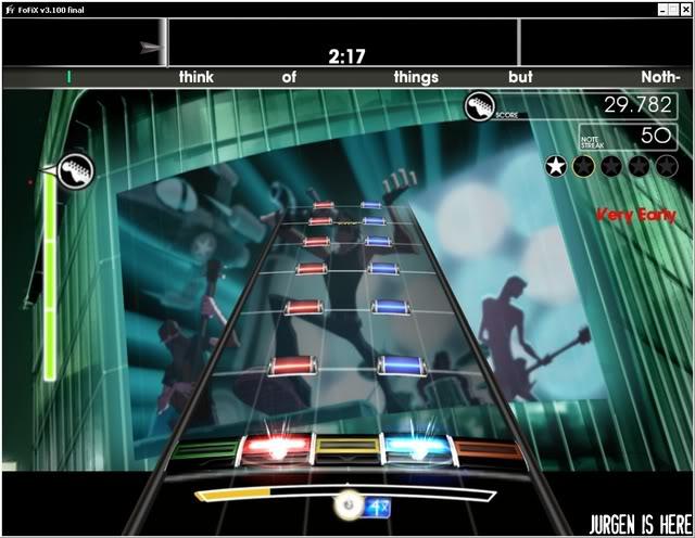 Frets on Fire - GH Metallica Songs PACK!!! + FoFix Full! Imagen3