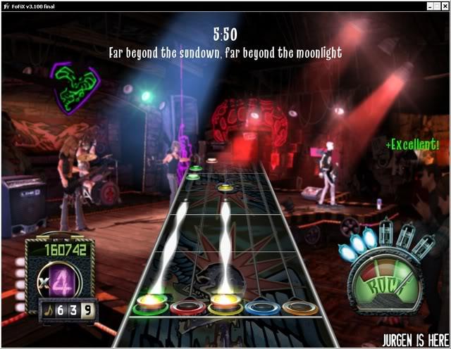 Frets on Fire - GH Metallica Songs PACK!!! + FoFix Full! Imagen34
