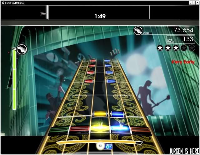 Frets on Fire - GH Metallica Songs PACK!!! + FoFix Full! Imagen4
