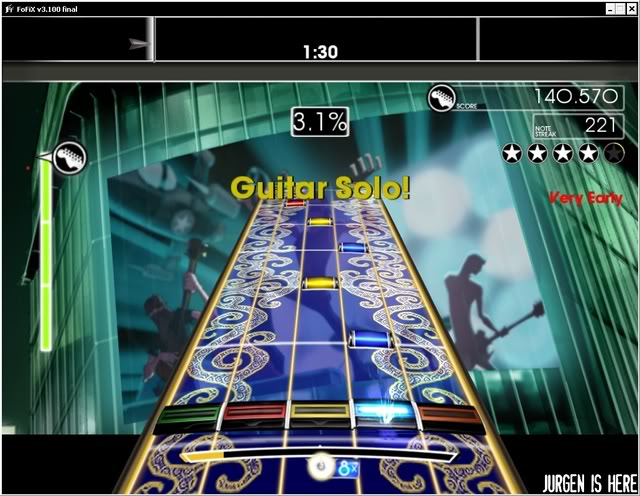 Frets on Fire - GH Metallica Songs PACK!!! + FoFix Full! Imagen5