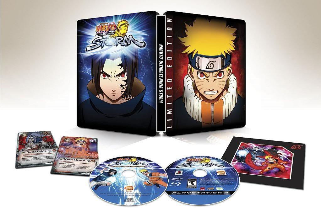 Naruto Ultimate ninja Storm Naruto