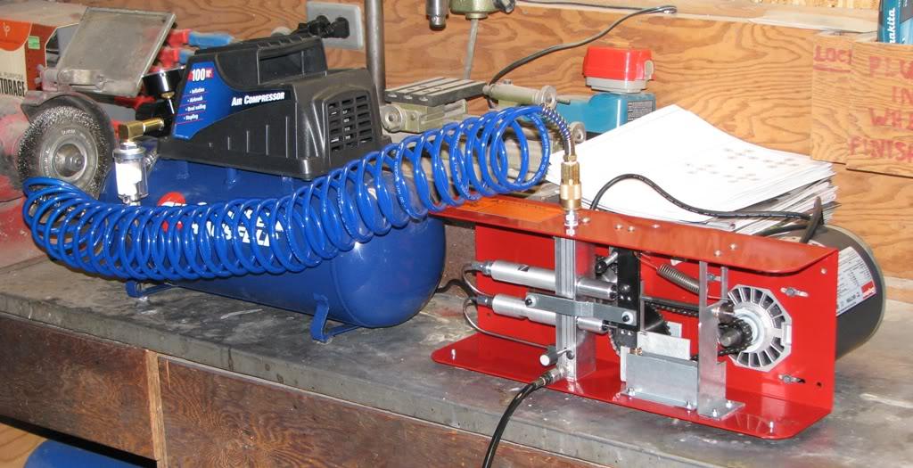 Compressor de 4500 psi com custo acessível? ShoeBoxCompressor