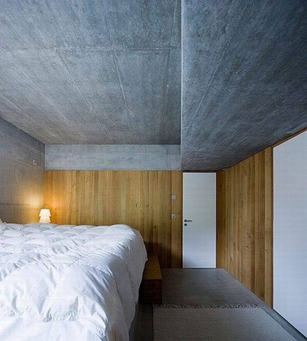 Cool House Inside a Hill in Switzerland Aa9afbe6