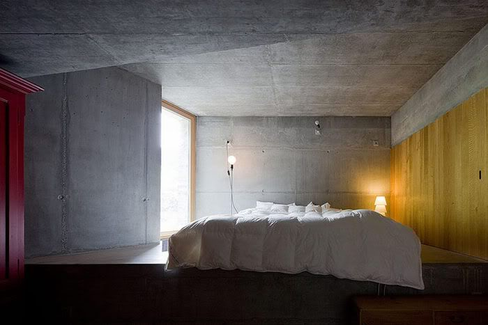 Cool House Inside a Hill in Switzerland Ed3a805c