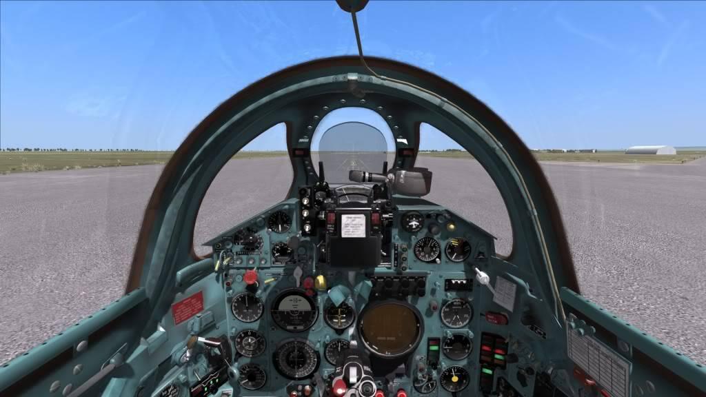 DCS: MiG-21bis Fishbed Mig-21-2