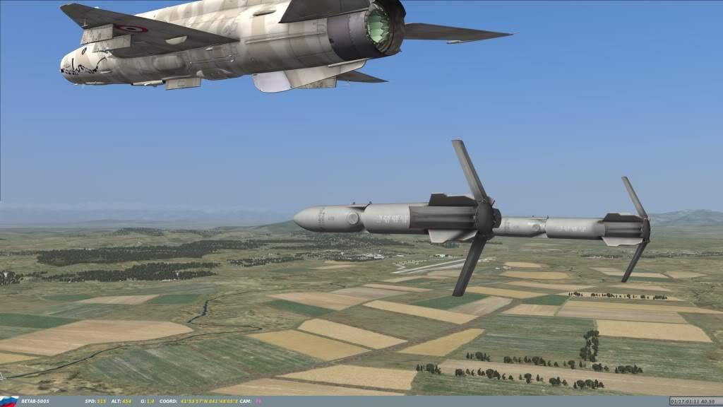 DCS: MiG-21bis Fishbed Mig-21-5