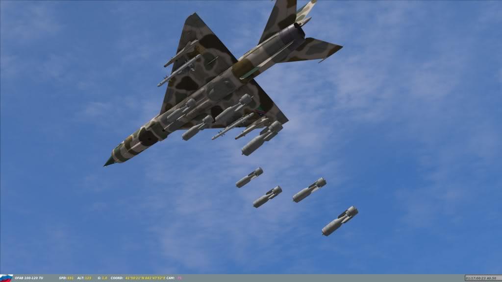 DCS: MiG-21bis Fishbed Mig-21-8