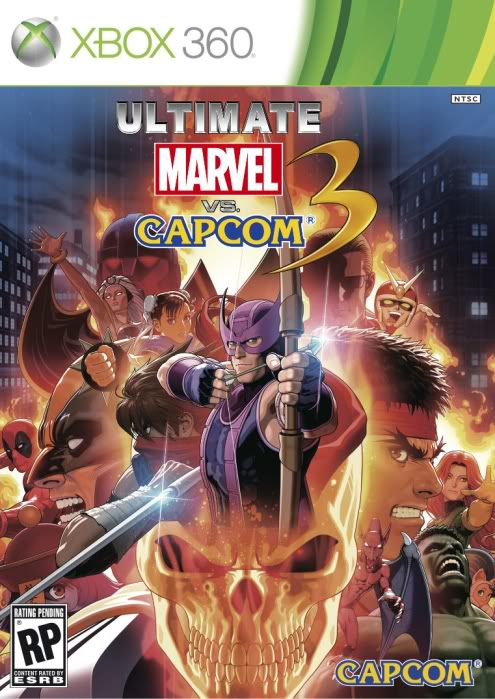 Ultimate Marvel vs Capcom 3 (IT'S MAHVEL BAYBEE) 20_mvc01small