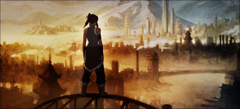 Republic City RPG