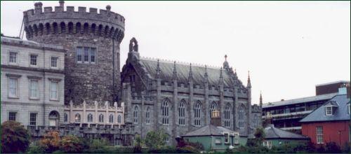 Castelo de Dublin DublinCastle-1
